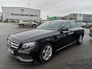 Mercedes-Benz E 200 Avantgarde 2.0 110kW
