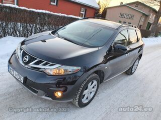 Nissan Murano 2.5 TDI 140kW
