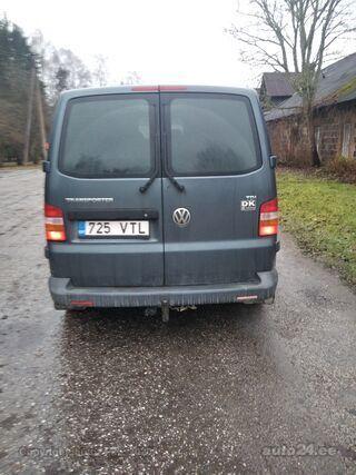 Volkswagen Transporter Kasten 2.5 TDI 96kW
