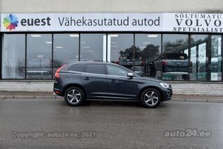 Volvo XC60 AWD CAM R-DESIGN INTELLI SAFE PRO FAMILY PACK 2.4 D4 WINTER PRO 133kW