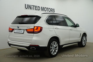 BMW X5 xDrive30d Pure Excellence 3.0 R6 190kW