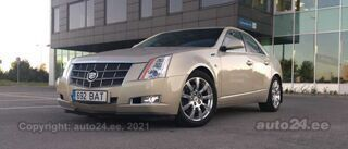 Cadillac CTS AWD Luxury Performance 3.6 229kW