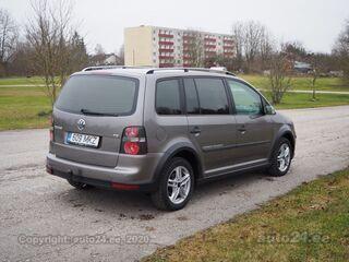 Volkswagen Touran CROSS 1.4 TSI 103kW