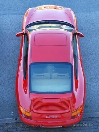 Porsche 911 996 Carrera 2 3.4 B6 221kW