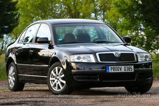 Skoda Superb B+G 1.8 TURBO 20V 110kW