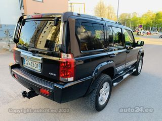 Jeep Commander LIMITED EDITION 3.0 160kW