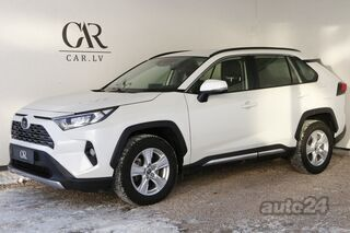 Toyota RAV4 Luxury AWD 2.0 129kW
