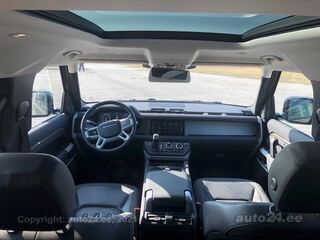 Land Rover Defender SD4 AWD MATRIX 2.0 177kW