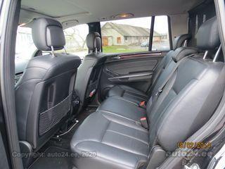 Mercedes-Benz GL 420 4.2 V8 225kW