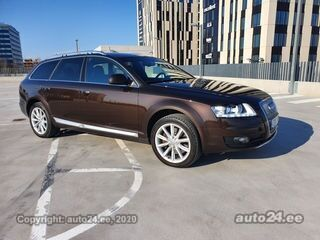 Audi A6 allroad 3.0 Supercharger 213kW