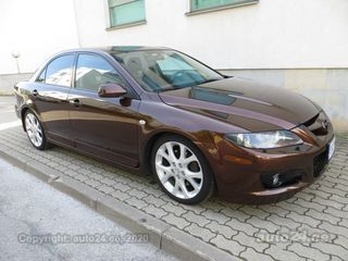 Mazda 6 MPS 2.3 Turbo 191kW
