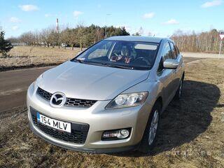 Mazda CX-7 2.3 191kW