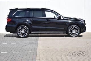 Mercedes-Benz GLS 350 BLUETEC FACELIFT 4MATIC AMG LINE  S AIRMAT 3.0 D 190kW