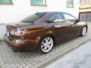Mazda 6 MPS 2.3 Turbo 191kW