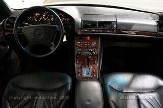 Mercedes-Benz S 500 5.0 235kW