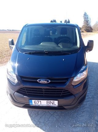 Ford Transit Custom 2.2 74kW