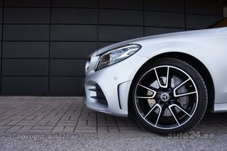Mercedes-Benz C 300 4MATIC AMG 2.0 TDI 180kW