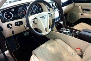 Bentley FLYNG SPUR W12 6.0 460kW