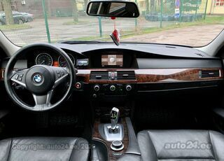 BMW 523 Facelift 2.5 N53 140kW