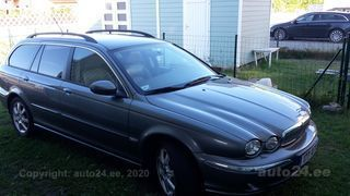 Jaguar X-Type 2.5 144kW