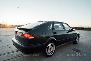 Saab 9-3 Turbo SE 2.0 B204 113kW