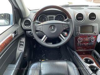 Mercedes-Benz ML 63 AMG 6.2 375kW