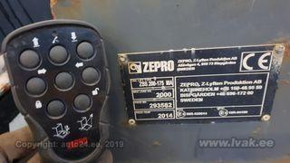 Zepro 2000kg klapitav