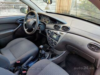 Ford Focus 1.8 85kW