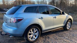 Mazda CX-7 DISI TURBO 2.3 191kW