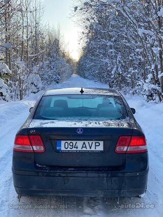 Saab 9-3 2.0 Turbo 110kW