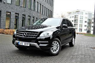 Mercedes-Benz ML 350 BLUETEC 4MATIC 3.0 190kW