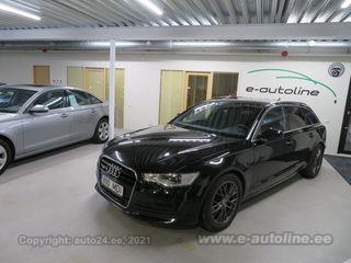 Audi A6 Avant Quattro TDI 3.0 180kW