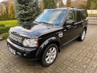 Land Rover Discovery 4 HSE DTV6 3.0 155kW
