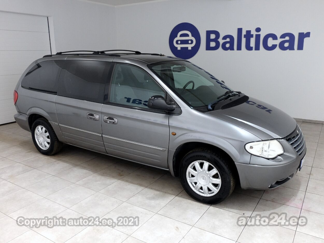 Chrysler Grand Voyager Stow N Go Limited ATM - Photo