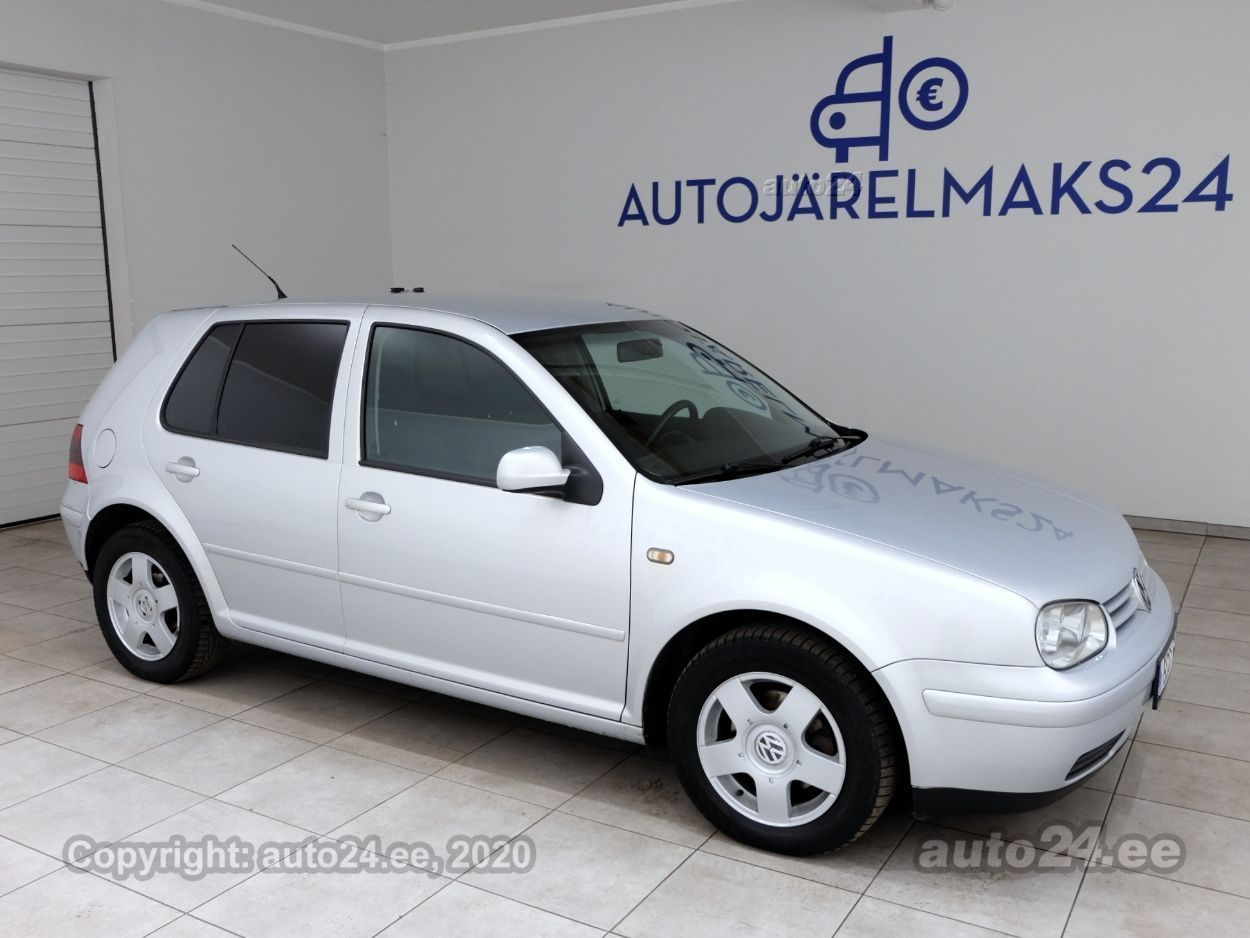 Volkswagen Golf Comfortline ATM - Photo