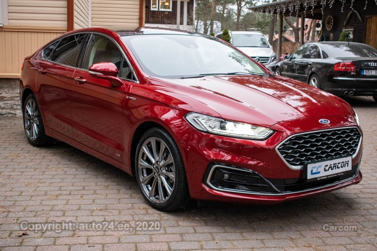Ford Mondeo Vignale Safety Winter AWD 8k-ATM 2.0 Ecoblue Facelift 140kW