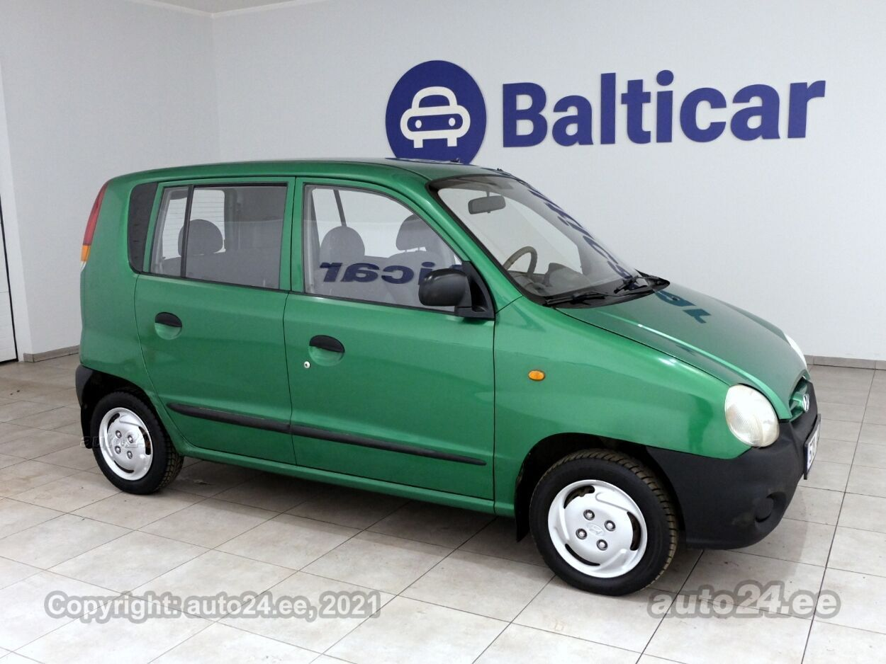 Hyundai Atos City