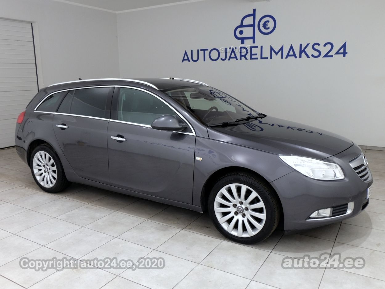 Opel Insignia Sports Tourer Cosmo