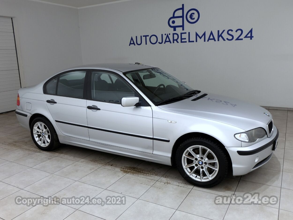 BMW 316 Facelift - Photo