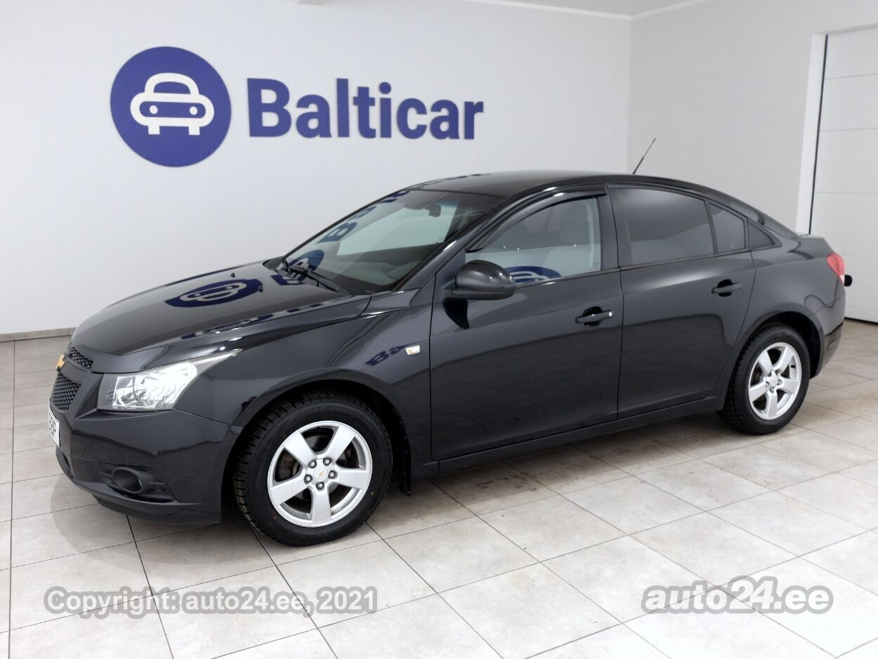 Chevrolet Cruze Comfort ATM 1.6 83 kW - Photo 2