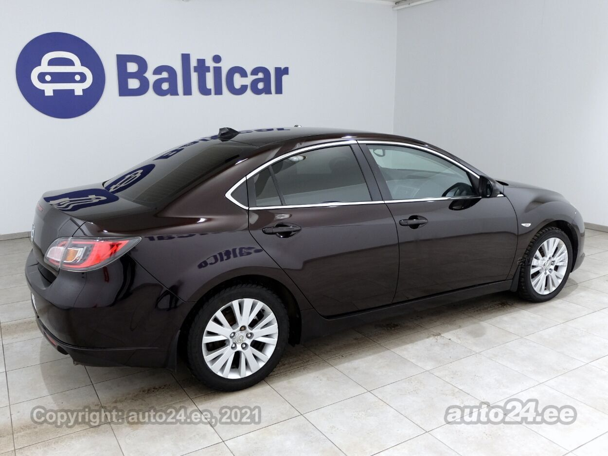 Mazda 6 Elegance 1.8 88 kW - Photo 3