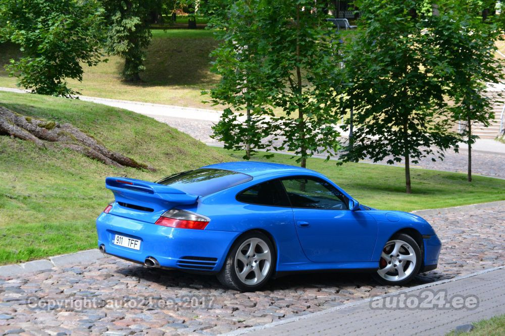 Porsche 911 Carrera 4S 3.6 Turbo 372kW