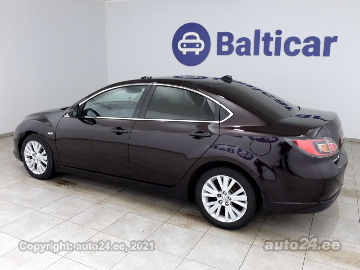 Mazda 6 Elegance 1.8 88 kW - Photo 4