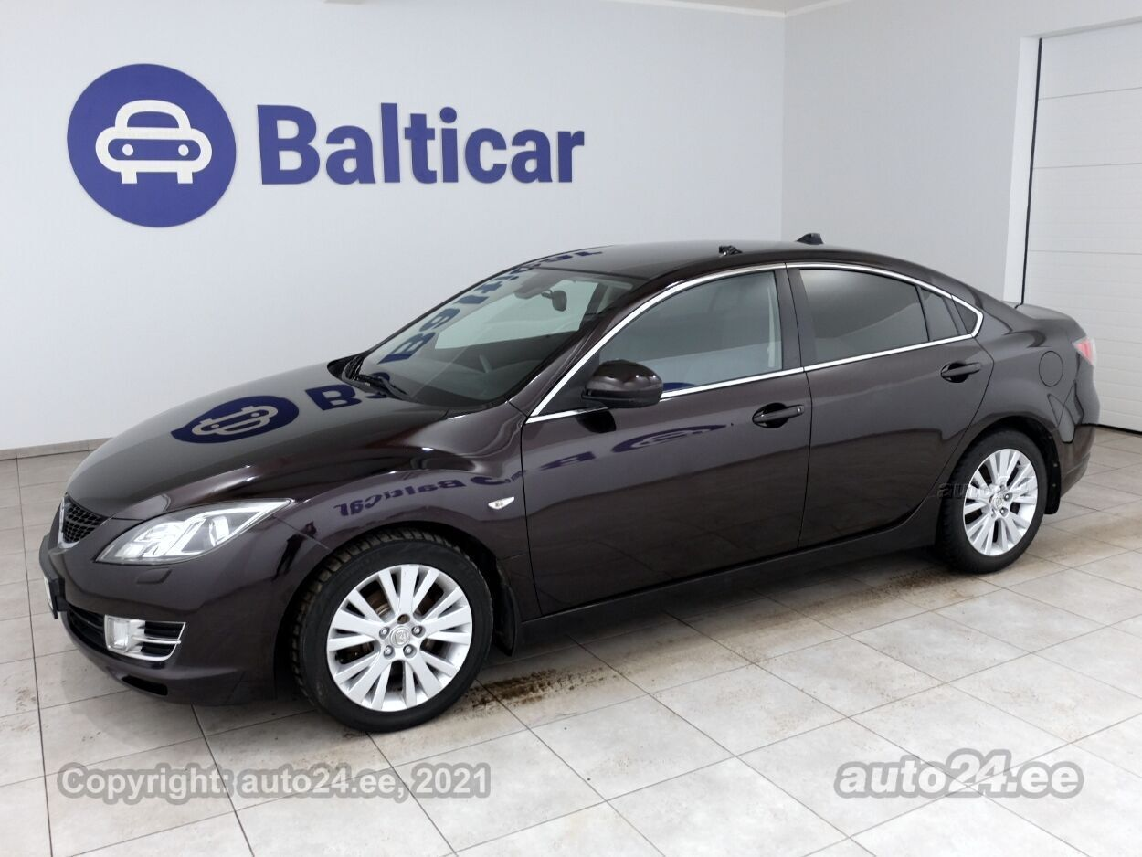 Mazda 6 Elegance 1.8 88 kW - Photo 2