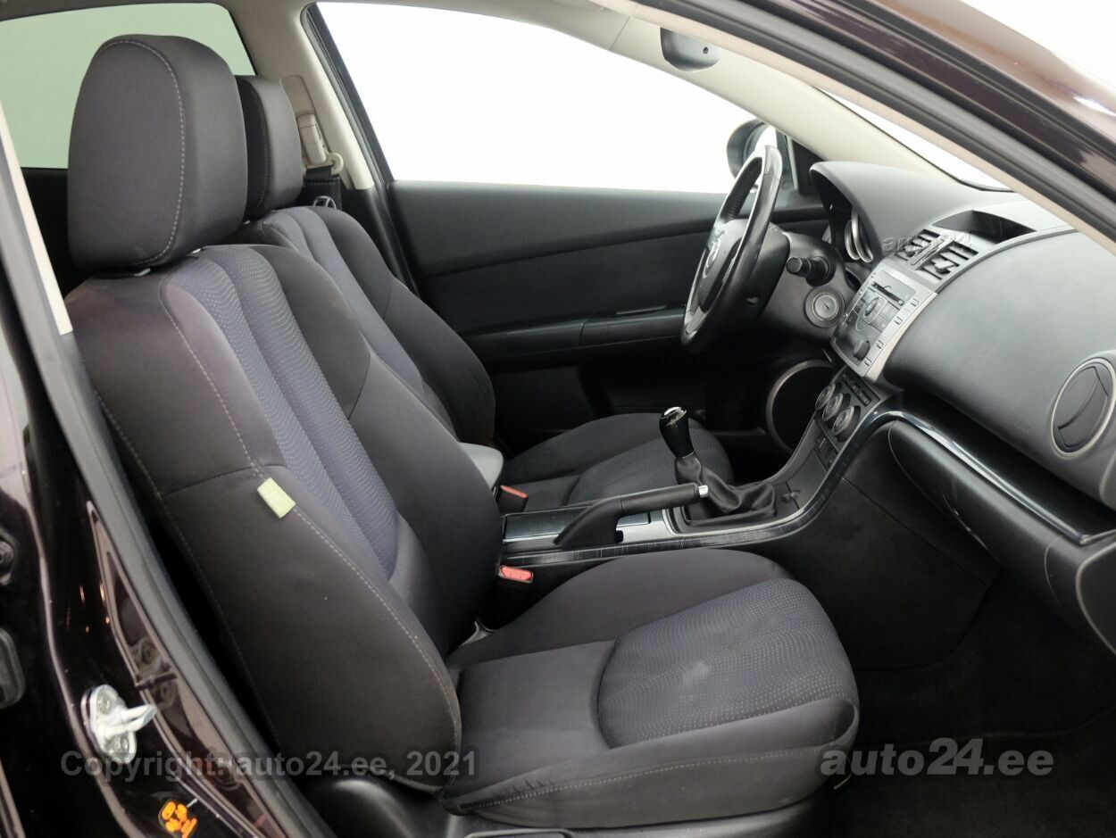 Mazda 6 Elegance 1.8 88 kW - Photo 6