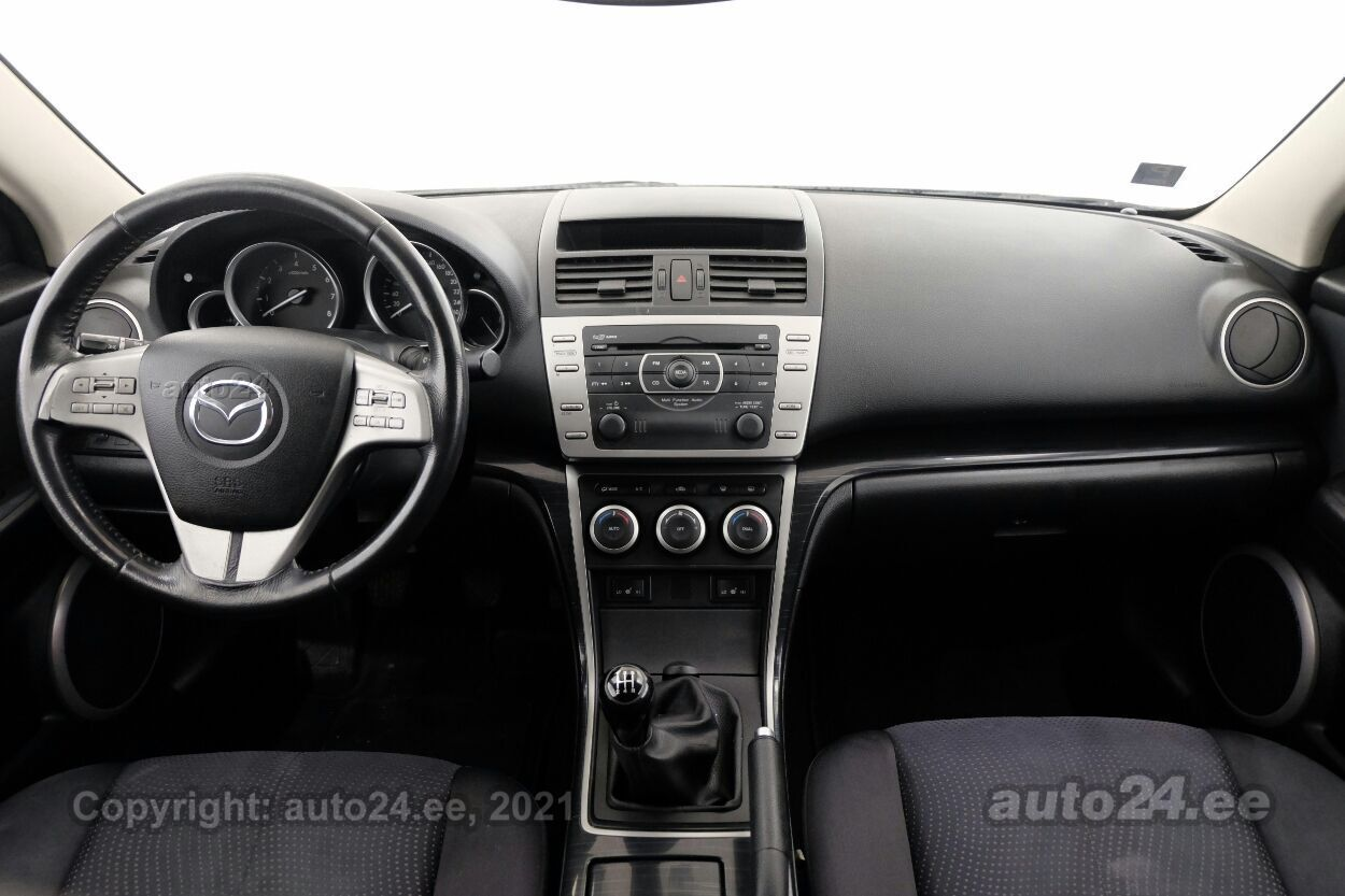 Mazda 6 Elegance 1.8 88 kW - Photo 5