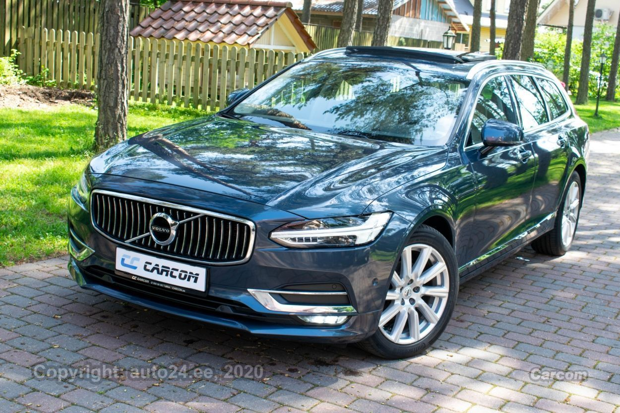 Volvo V90 Inscription Intelli Safe PRO Winter MY 2018 2.0 D4 140kW