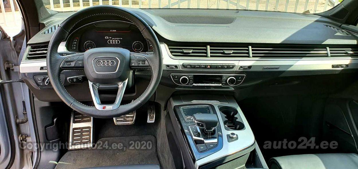 Audi Q7 S-Line 3.0 V6 200kW