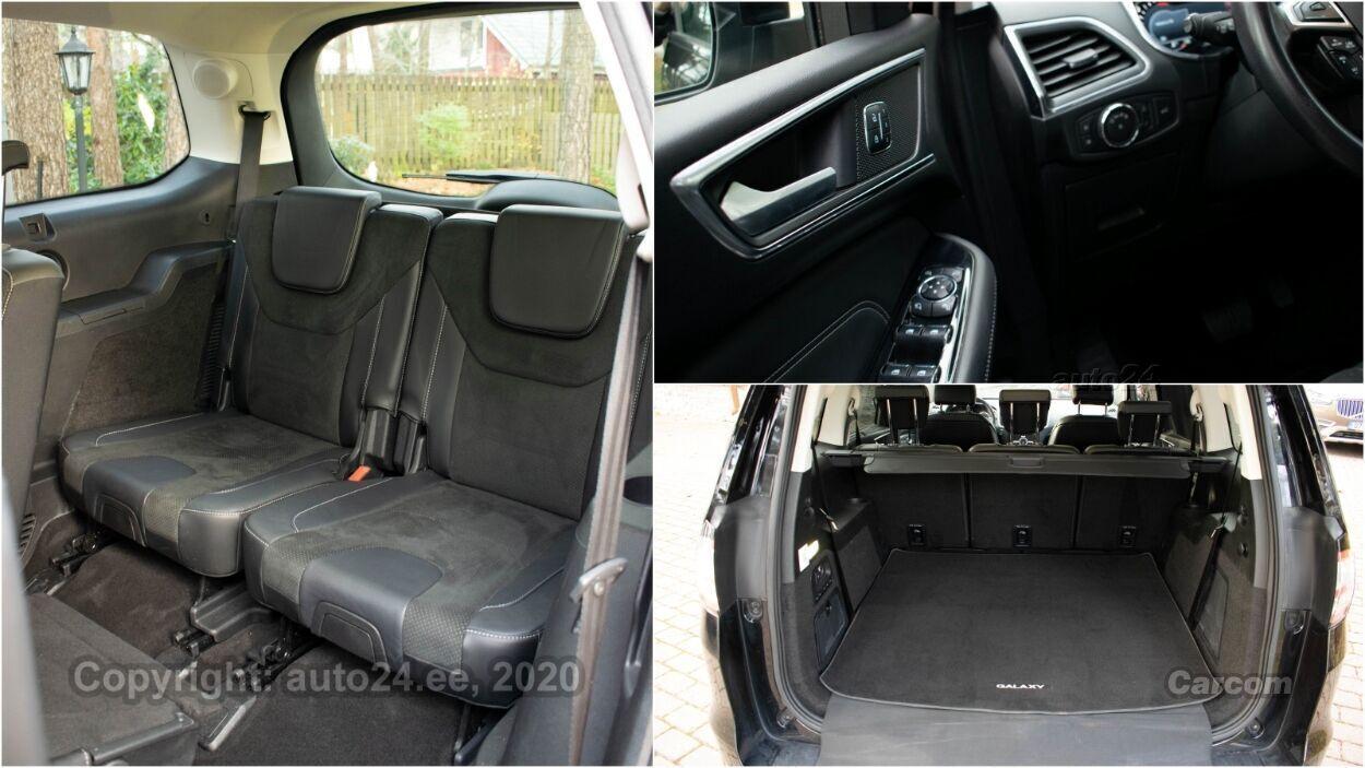 Ford Galaxy TITANIUM Advanced Safety 7K 2.0 Bi-TDCi  155 kW