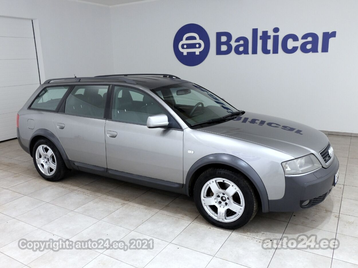Audi Allroad Quattro ATM - Photo